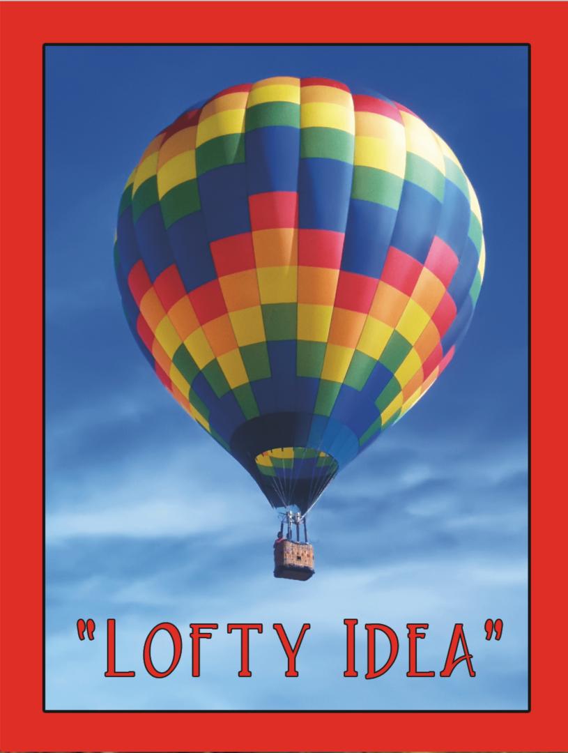 lofty idea